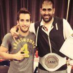 Atleta della MMA ATLETICA BOXE, Alessio Paladino diventa Campione Italiano Fiscam agli assoluti di MMA