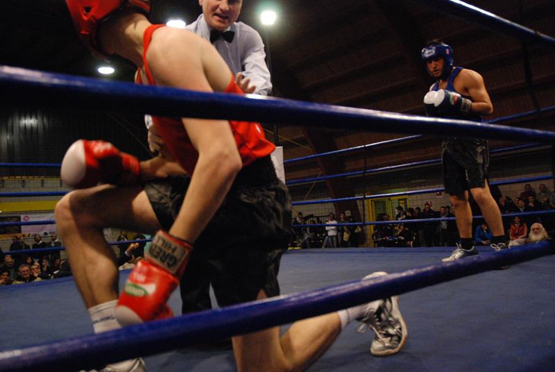 Boxe-Pugilato-MatchDilletanti-Luca Adduci2.1-Garcia Amadori