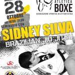 seminario Brazilian Jiu Jitsu Sidney Silva