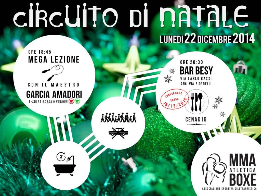 CIRCUITO DI NATALE !