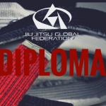 Complimenti al Maestro Garcia Amadori: diploma Cintura nera JJGF (JII JITSU GLOBAL FEDERATION) firmato da Rickson Gracie!!