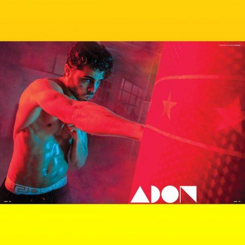 Bellissimo shooting per la 14a edizione della fashion ADON MAGAZINE (New York) presso la nuova sede della MMA ATLETICA BOXE