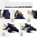Disponibile il tutorial della nuova tecnica di finalizzazione applicata al Brazilian Jiu Jitsu (BJJ) creata recentemente dal Maestro Garcia Amadori