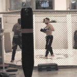 Pascal Oberlik, l'atleta della MMA ATLETICA BOXE che debutterà nel MILANO IN THE CAGE 2015