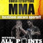 ISTRUTTORE DI MMA