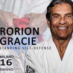 Rorion Gracie: una leggenda del BJJ a Milano