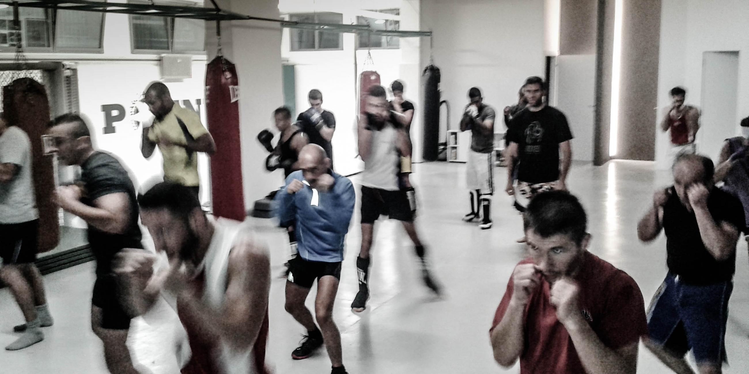 MMA ATLETICA BOXE